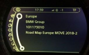 Latest 2019 1 Sat Nav Update For Bmw Nbt Move Navigation Map